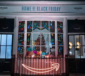 Amazon anuncia su primera tienda física en España por el Black Friday
