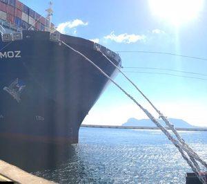 El puerto de Algeciras roza hasta octubre los 90 Mt