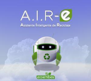 Ecoembes lanza una aplicación para ayudar en el reciclado