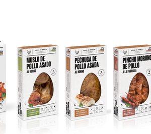 Pollos Calatayud posiciona su pollo asado en varias cadenas