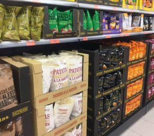 Mercadona cambia de estrategia y agita el sector de patatas fritas