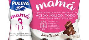 Lactalis recupera Puleva Mamá con batidos de chocolate