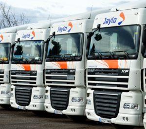 Trans Jaylo prevé crecer un 30% en su área logística