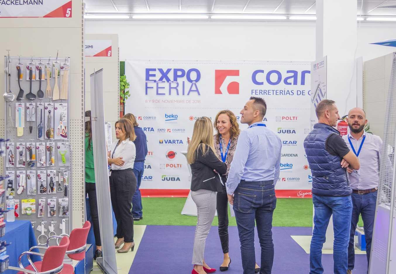 Coarco celebró su ExpoFeria