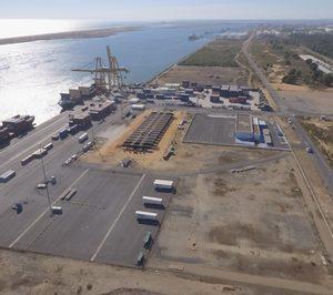 El puerto de Huelva licita la ampliación norte del Muelle Sur