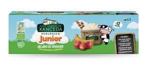 Xanceda entra en helados y prosigue su expansión en yogures ecológicos