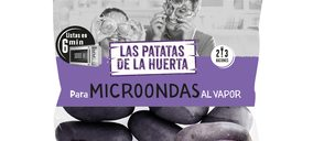 Agroinnova lleva a Ahorramas sus patatas para microondas
