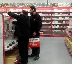 Würth España estrena dos nuevos autoservicios