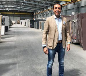Guillermo Oviedo dirigirá los centros de distribución de Cupa Stone