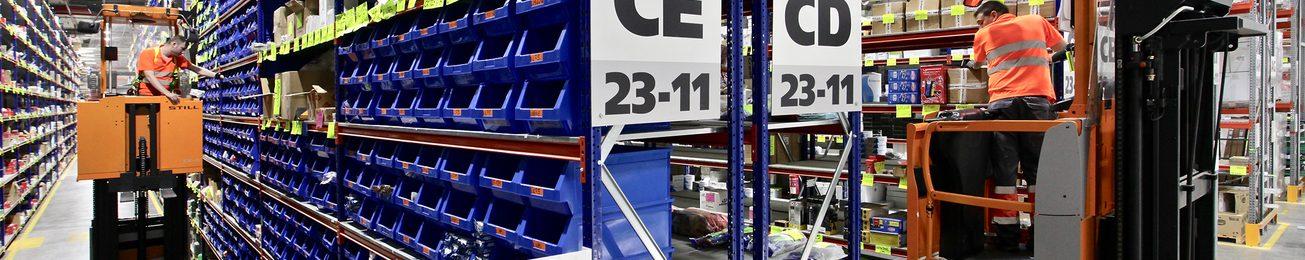 Informe 2018 del sector de sistemas de almacenaje y estanterías en España