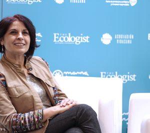 """Ángeles Parra, (Asociación Vida Sana y BioCultura):""""La demanda de productos ecológicos no va a dejar de crecer"""""""