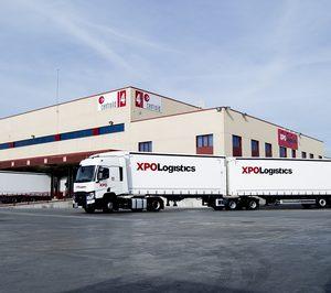 XPO Logistics lanza una nueva ruta de megacamiones entre Barcelona y Valencia