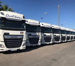 Astre y Orcelitrans amplían su servicio de transportes al sector farmacéutico