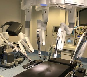 Operación de próstata de hospital rovigo con robot o