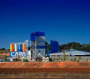 Cementos Capa crece con la apertura de una nueva fábrica