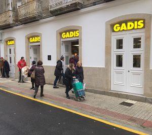 Gadisa sigue expandiendo su red propia con un nuevo Gadis en Pontevedra