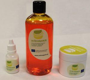 Itene desarrolla un envase activo para el sector cosmético