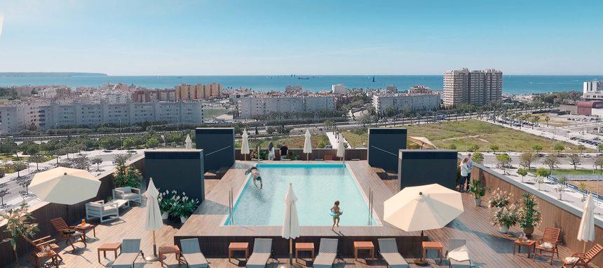 Metrovacesa invertirá 400 M€ para edificar 550 viviendas en Palma de Mallorca
