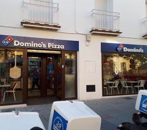 Dominos Pizza debuta en varias localidades andaluzas