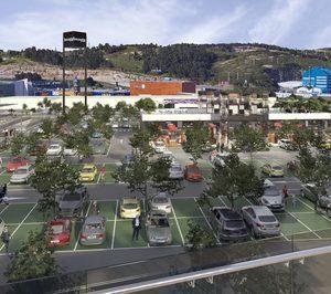 Nuevo proyecto de centro comercial en A Coruña por 60 M