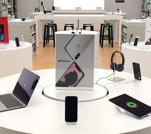 Goldenmac (Apple), aumento de ventas y tiendas en 2018