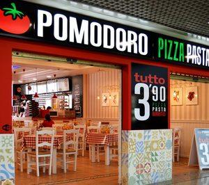 Pomodoro terminará su año de más aperturas con una red de 90 locales
