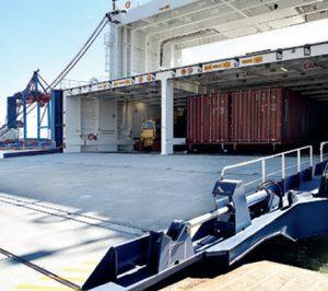 Una importante naviera europea anuncia su primera terminal en España