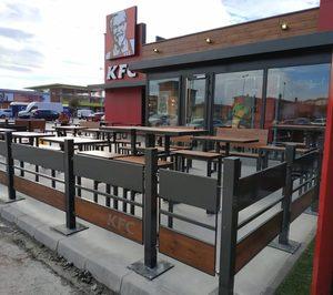 KFC cierra el año con una quincena de aperturas en el último trimestre