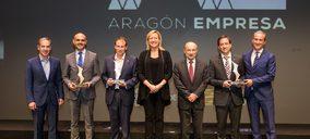 Verallia recibe el Premio a la Excelencia Empresarial de Aragón