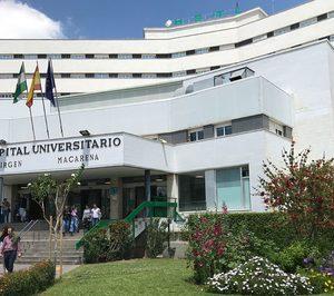 El Hospital Virgen Macarena incorpora un equipo robotizado de radiología
