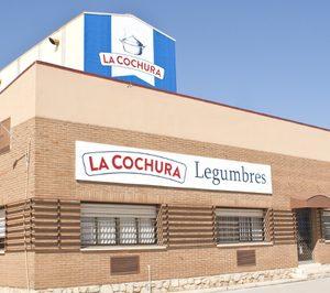 Legumbres La Cochura efectúa una ampliación de instalaciones