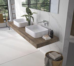 Silestone lanza el nuevo lavabo sobre encimera Marie