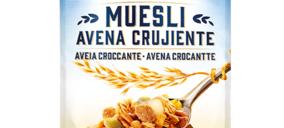 Quaker amplía su oferta con Muesli Crujiente con Nueces Selectas