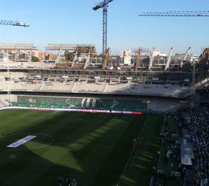 Ulma en el proyecto del nuevo graderío en el estadio Benito Villamarín