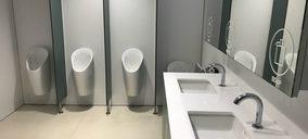 Geberit en los baños del Helix Cruise Center del Puerto de Barcelona