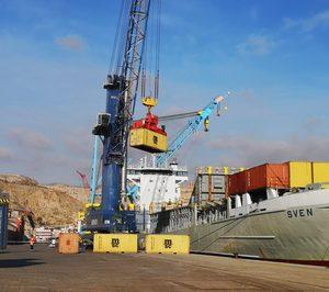 MSC desembarca en el puerto de Almería