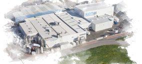Liasa ya ha ejecutado el 50% de los 101 M previstos para su planta de Teixeiro