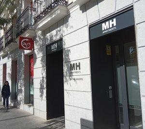 MH Apartments llega a Madrid