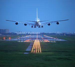 Continúa el aumento de la carga aérea: un 7,2% en noviembre