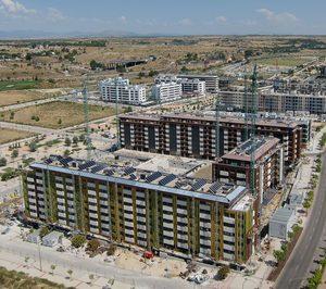 La construcción de vivienda libre crece un 24%
