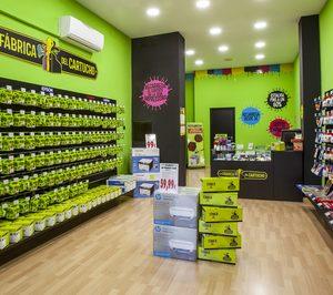 La Fábrica del Cartucho abre cuatro nuevas tiendas en el 4T