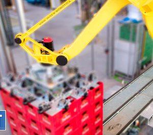 Inser Robótica presenta una nueva generación de despaletizadores