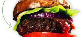 La hamburguesa vegetal que cotiza en el Nasdaq llega a España