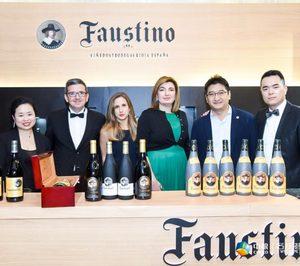 China, segundo mercado exterior de Grupo Faustino