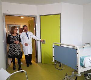 Sanidad invierte 2,5 M en la nueva unidad de psiquiatría del Hospital Miguel Servet de Zaragoza