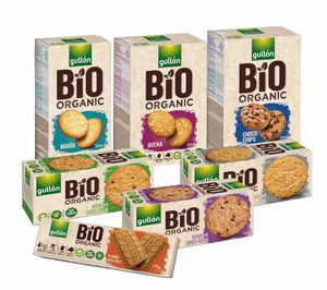 Gullón incorpora nuevas referencias digestive a su gama 'Bio Organic'
