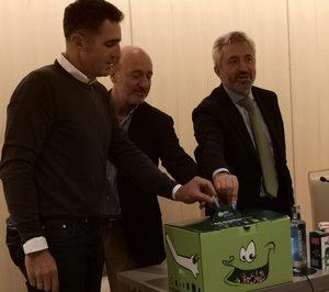 Ecopilas recoge 200 kg de pilas durante dos carreras populares en Navarra
