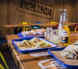 Ricos Tacos abre su primer local en Sevilla