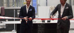 Cosentino abre un nuevo almacén en Estocolmo