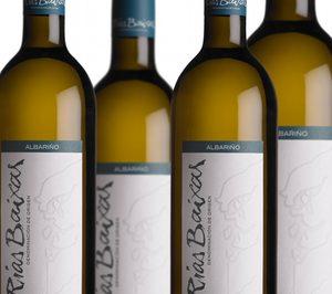 Las exportaciones de vino de Rías Baixas crecen a doble dígito